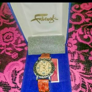 Faberge Watch